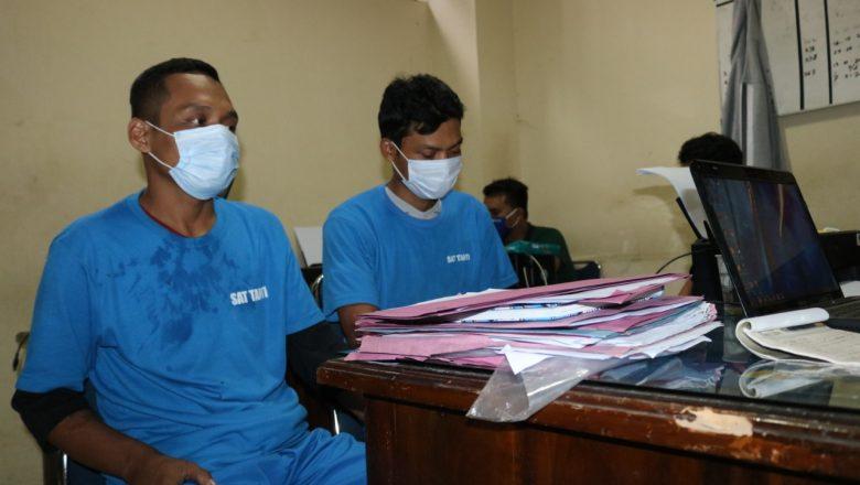Tak Juga Kapok, Residivis Curanmor Kembali Diringkus Satreskrim Polres Banjarnegara