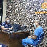 Satreskrim Polres Banjarnegara Berhasil Menangkap Anggota Komplotan Pencuri Ganjal ATM Saat Sembunyi di Hotel