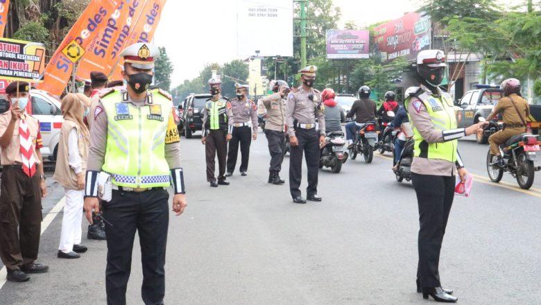 Tahun 2020 Kecelakaan dan Pelanggaran Lalu Lintas di Banjarnegara Turun