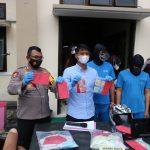 Satreskrim Polres Banjarnegara Bekuk Anggota Komplotan Pencuri Ganjal ATM, Tiga Pelaku Lain Masih Buron