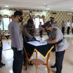 Kapolsek Kota Banjarnegara dan Pagedongan Diganti, Kapolres: Selamat dan Terimakasih