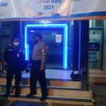 Ciptakan Situasi Aman Polsek Bawang Gelar Patroli Blue Light Patrol