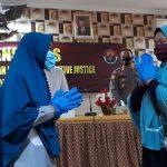 Polres Banjarnegara Selesaikan Kasus Nenek Viral Yang Mencopet Di Pasar Mandiraja dengan Restorative Justice