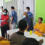 Polres Banjarnegara Bersama Sarsipol Sambangi Pasien ODGJ Beri Semangat Hidup