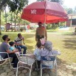 Antisipasi Penularan Covid-19, Polsek Kota Banjarnegara Gelar Patroli Dialogi