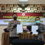 Polres Banjarnegara Bersama Pengadilan Negeri Jalin Kerjasama Upaya Tingkatkan Pelayanan Pada Masyarakat