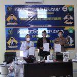 Meski Tak Berada di Banjarnegara, Unissula Semarang Gabung Sarsipol