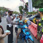 Jelang Idul Fitri, Polres Banjarnegara Terus Kampanye Protokol Kesehatan Upaya Cegah Penyebaran Covid-19